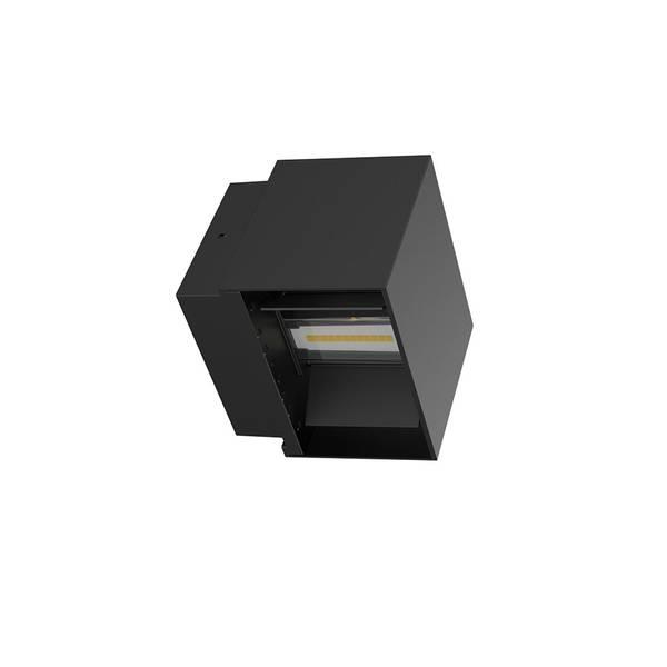 10W BA Twingo, 3000K,  IP65, Opp/ned lys